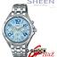CASIO SHEEN นาฬิกาข้อมือSHEEN รุ่น SHE-3031D-2A thumbnail 1