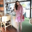 เสื้อผ้าเกาหลี พร้อมส่ง มินิเเดรสลุคสาวหวาน thumbnail 8