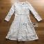 ชุดเดรสเกาหลีพร้อมส่ง เดรสผ้าลูกไม้ฉลุสีขาวคลาสสิก thumbnail 12