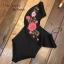 เสื้อผ้าแฟชั่นพร้อมส่ง Bodysuit บอดี้สูท Top model thumbnail 5
