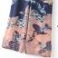 เสื้อผ้าแฟชั่นพร้อมส่ง กางเกงขาใหญ่ ผ้าชีฟองเนื้อดีพิมพ์ลาย thumbnail 5