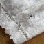 เสื้อผ้าเกาหลี พร้อมส่งเสื้อผ้าลูกไม้สีขาวสไตล์คลาสสิกวินเทจ thumbnail 11