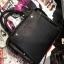 รุ่นใหม่ Zara mini saffiano leather bag กระเป๋าทรงเหลี่ยม หนัง Saffiano thumbnail 6