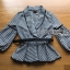 Tanya Smart Serene Checked Suit with Belt thumbnail 7