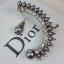 พร้อมส่ง Christian Dior Earring งานอย่างใส่ออกมาน่ารักมากๆ thumbnail 2