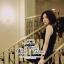 ( พร้อมส่งเสื้อผ้าเกาหลี) เดรสสีดำลุคเรียบหรู กิมมิคของชุดอยู่ที่ช่วงอกค่ะ ตกแต่งโบว์ เนื้อผ้าเรียบสวย thumbnail 12