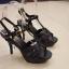รองเท้าส้นสูงสุดฮอตสไตล์ YSL( thumbnail 12