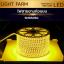 ไฟสายยาง SMD 5050 (100 m.) สีเหลือง (ท่อแบน) thumbnail 1