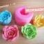 พิมพ์ยางซิลิโคน 3D ลาย ดอกกุหลาบตูม thumbnail 1