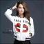 เสื้อผ้าเกาหลี พร้อมส่งเสื้อแจ๊คเก๊ตลายใหม่ล่าสุดจากแบรนด์ ANNA KIKI thumbnail 2