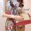 ( พร้อมส่งเสื้อผ้าเกาหลี) Set Little Bird match with Brown Skirt Flower Print by Seoul Scret thumbnail 4