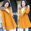 Coat Overcoat Winter fur thumbnail 6