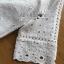 ชุดเดรสเกาหลี พร้อมส่งเดรสผ้าคอตตอนปักและฉลุลายทวิสต์สีขาว thumbnail 10