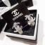 Premium Quality!!!! Chanel Earring งาน Hi-End ค่ะ รุ่นชนช็อป งานเพชรชวารอฟสกี้แท้ งานสวยฟรุ้งฟริ้งมากๆๆๆ ตัวเรือนสีเงินชุบ 18KGP สินค้า Made in Korea ราคา 1390฿ thumbnail 3
