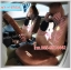 ชุดหุ้มเบาะลาย Ddung สีน้ำตาล thumbnail 2