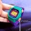 GShock G-Shockของแท้ ประกันศูนย์ DW-5600TB-6 จีช็อค นาฬิกา ราคาถูก ราคาไม่เกิน สี่พัน thumbnail 4
