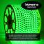ไฟสายยาง SMD 5050 (100 m.) สีเขียว (ท่อแบน) thumbnail 3