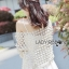 Gabby Flower Lace Pearl Embroidered Jacket thumbnail 5