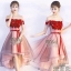 Aroma Red Beauty Sparkling Premium Dress thumbnail 1