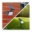 Solar light 48 LEDไฟติดผนัง+สวน พลังงานแสงอาทิตย์ Warm white liht thumbnail 5