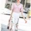 เสื้อผ้าแฟชั่นพร้อมส่ง Set of D & G brand trousers thumbnail 2