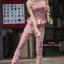 เสื้อผ้าเกาหลี พร้อมส่งเซทเสื้อ + กางเกง ช่วงเสื้อเข้ารูปทรงสวย thumbnail 3