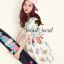 Lovely Korea Colorful Cactus Dress thumbnail 4
