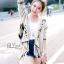 cardigan shawls female long sleeve shirt thumbnail 1