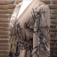 เสื้อผ้าเกาหลีพร้อมส่ง จั้มสูทงานผ้าดี๊ดี มาในสีน้ำตาล ลายต้นไผ่ thumbnail 9