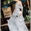 Diana Country Rich Girl Ruffle Layered Flower Dress thumbnail 3