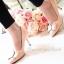 รองเท้า PRADA Style คัทชูส้นสูงหัวแหลม ด้านหน้าเล่นดีไซน์ V curve แบบเก๋สุดๆ แต่งโบว์ เพิ่มความน่ารักอีกระดับ วัสดุหนังอย่างนิ่ม สีสวยน่ารักดูดี คู่นี้ใส่สบายเท้า ส้นเรียวไม่สูงมาก ใส่ไม่เมื่อยจร้าาา พื้นนิ่มอย่างดีค่ะ thumbnail 7