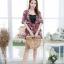 เสื้อผ้าเกาหลีพร้อมส่ง Zara Set เซต 3 ชิ้น (เสื้อคลุม+สายเดี่ยว+กางเกง) thumbnail 2
