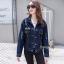 เสื้อผ้าเกาหลี พร้อมส่งงาน Premium Quality ค่ะ ใช้ผ้ายีนส์อย่างดีเนื้อหนา thumbnail 5