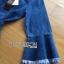 เสื้อผ้าเกาหลี พร้อมส่งจัมป์สูทผ้าเดนิมผูกโบที่เอวสไตล์ลำลอง thumbnail 14