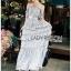 Diana Country Rich Girl Ruffle Layered Flower Dress thumbnail 1