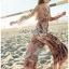 Ana Summer Style Printed Chiffon Jumpsuit thumbnail 8