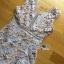 ชุดเดรสเกาหลี พร้อมส่งมินิเดรสผ้าลูกไม้สีพาสเทล thumbnail 9