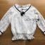 เสื้อผ้าเกาหลีพร้อมส่ง เสื้อผ้าลูกไม้สีขาวตกแต่งริบบิ้นสีดำสไตล์วินเทจ thumbnail 18