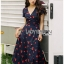 Beatrice Summer Cherries Printed Dress thumbnail 2