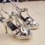 รองเท้าส้นสูงสุดฮอตสไตล์ YSL( thumbnail 2