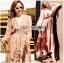 Ana Summer Style Printed Chiffon Jumpsuit thumbnail 4