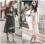 Nasha Smart Casual Chiffon Long Tunic thumbnail 1