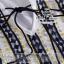 เสื้อผ้าเกาหลี พร้อมส่ง แมตช์เซ็ทเสื้อกับกางเกง เสื้อผ้า cotton แขนจั๊มตุ๊กตา thumbnail 7