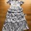 Diana Country Rich Girl Ruffle Layered Flower Dress thumbnail 7