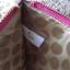 Kate Spade purse wristlet กระเป๋าถือ คล้องแขน ขนาดเล็กใส่เงิน ใส่โทรศัพท์ได้ ใส่ของจุกจิก น่ารักมากๆ Color : ชมพู Size : กว้าง 20 x สูง 12 cm. thumbnail 7