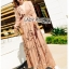 Ana Summer Style Printed Chiffon Jumpsuit thumbnail 6