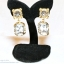 E149016 ต่างหูแฟชั่น Fashion Earrings thumbnail 2