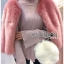 Isabelle Winter Faux Fur Jacket thumbnail 8
