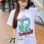 ( พร้อมส่งเสื้อผ้าเกาหลี) เสื้อยืดพิมพ์ลายเป็ด Disney Donald Duck ตัวนี้เหมาะกับสาวขี้เล่น ชอบความสนุก รักกางแต่งตัว เสื้อผ้าเนื้อดีพิมพ์ลายเป็ดโดนัลด์ดั๊ค น่ารักมากๆค่ะ ช่วงลายตรงคำพูดปักเลื่อมแบบประณีตมากๆ ช่วยเพิ่มลูกเล่นให้ดูไม่น่าเบื่อ thumbnail 9