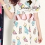 Lovely Korea Colorful Cactus Dress thumbnail 3